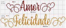Manicure, Cross Stitch, Crochet, Pattern, Lima, Cross Stitch Love, Cross Stitch Letters, Monogram Alphabet, Border Tiles