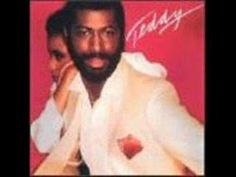 TEDDY PENDERGRASS: THE WHOLE TOWN'S LAUGHING AT ME.