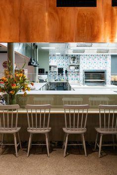 «Restoran Gül» in Zürich Interior Inspiration, Restaurants, Channel, Table, Furniture, Home Decor, Turkish Restaurant, Decoration Home, Room Decor