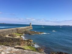 Hello Guernsey! We've decided on a change to our initial route.  Updates will follow. Check out our Blog...
