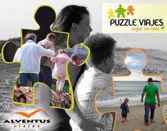 puzzle viajes nerja con 5 años