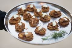 Bite sized deliciousness | Sacred Oaks | Whim Catering | Two Fish Photography | Camp Lucy | Wedding Venue | Destination Weddings | Hill Country | Weddings | Wedding Inspiration |