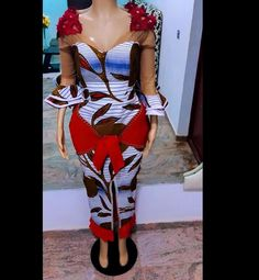 Hello ladies we have stock up beautiful modern and sexy ankara styles for your next event,look sexy and stunning on our new ankara styles for the week African Fashion Ankara, African Print Dresses, African Print Fashion, African Wear, African Attire, African Women, African Dress, African Prints, Ghanaian Fashion