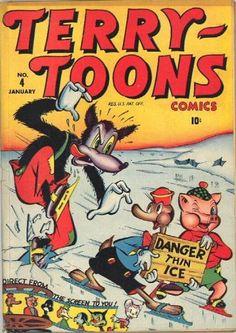 Terry-Toons Comics #4