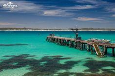 Vivonne bay, Kangaroo Island, SA Places Around The World, Oh The Places You'll Go, Travel Around The World, Places To Travel, Travel Destinations, Around The Worlds, South Australia, Australia Travel, Kangaroo Island