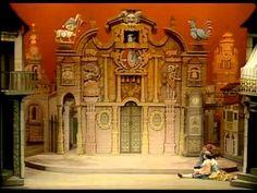 """""""L' Enfant et les Sortilèges"""" Version Opera de Liege 2013 Direction Musicale Philippe Gerard Mise en scene Marianne Pousseur et Enrico Bagnoli"""