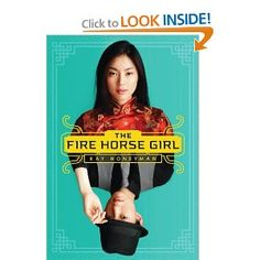 The Fire Horse Girl... must read...   (author was my eighth grade language arts teacher!)