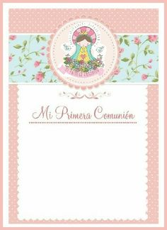 Echa un vistazo a lo que he hecho con #PicsArt Page Borders Design, Border Design, Geometric Formulas, First Communion Invitations, Paper Flowers, Clip Art, Picsart, Crafts, First Holy Communion