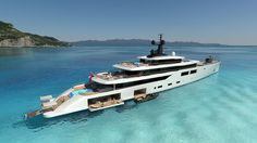 At the 2016 Fort Lauderdale International Boat Show, Oceanco revealed its latest design, the 102m Project Spectrum. Aptly named, Spectrum was conceived by Nauta Design and the Dutch shipyard to encompass a broad range of possibilities, both in terms of her propulsion system and living spaces....