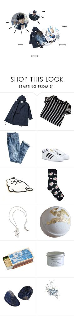 """about me ☼"" by faintingblue ❤ liked on Polyvore featuring J.Crew, adidas, Tubbs, Oasis, Pamela Love, Shandell's, Mariage Frères, Brandy Melville, Topshop and country"