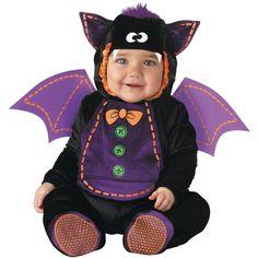 Baby Bat Halloween Costume for Toddler
