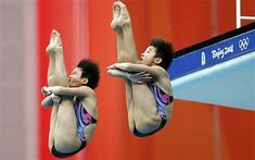 London 2012 Olympics diving -