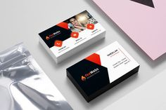 2873 best cool business card template images on pinterest cool business card template by websroad on envato elements reheart Image collections