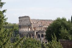 Colosseo from Fori Imperiali