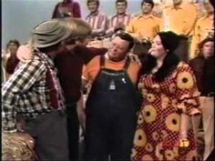 BUCK OWENS and the HEE HAW GANG ~ Mountain Dew