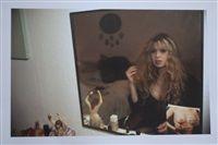Joey in My Mirror by Nan Goldin 1992