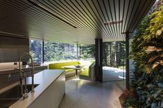 Casa Tula (Quadra Island, British Columbia, Canadá) Patkau Architects