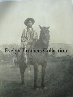 """John Powderface, Stoney Indian 1903"" Nakota Nation, Calgary. Canada  Read more: http://amertribes.proboards.com/thread/524/old-photos-assiniboine#ixzz3rV8xLOHL"
