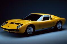 Lamborghini Miura SV 1970