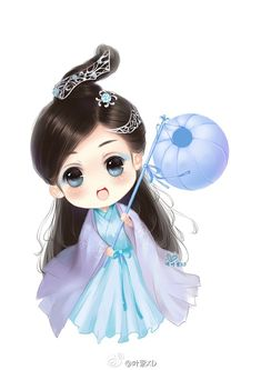 Tổng hợp ảnh chibi phim Tru Tiên Thanh Vân Chí – Thương Tâm Hoa Biện Anime Chibi, Kawaii Anime, Little Girl Cartoon, Cartoon Girls, Geisha, Cute Girl Illustration, Merry Christmas Gif, Anime Kimono, Manga Collection