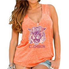 Clemson Tigers Women's Top