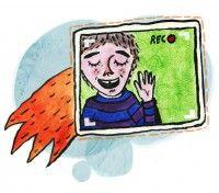 Audiovisuaalinen postikortti (paritehtävä)