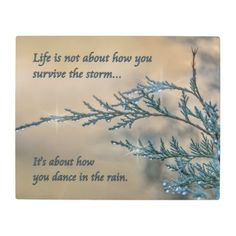 Dance in the Rain Metal Print - photography gifts diy custom unique special