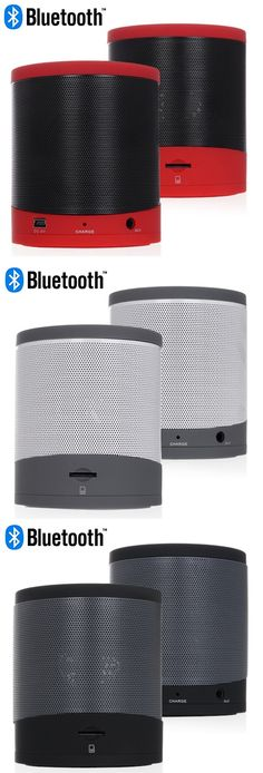 Bluetooth Speakers for Smartphones! Listen to the Music with the best Smartphone Speakers by Cellz.com #speakers #bluetooth #smartphone #music #cellz.com $19.70 Best Speakers, Bluetooth Speakers, Best Smartphone, Good Things, Music, Musica, Musik, Muziek, Music Activities