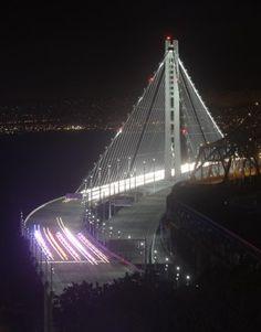 The New Span of Bay Bridge...