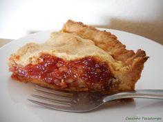 Cantinho Passatempo: Torta de goiabada e requeijão