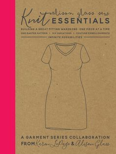 Image of Alison Glass Knit Essentials - PRINT or PDF