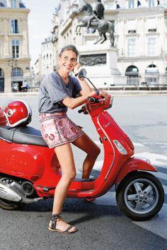 Isabel Marant in Vogue UK, December 2013