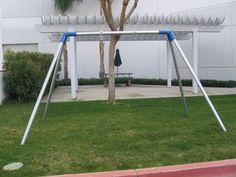 Indoor/outdoor Single Swing Frame By Jensen