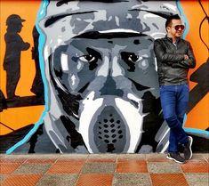 La vida es mejor agarrada de la mano de Dios.  . . . . . . . #graffiti #paisajeurbano #Bogota #graffitiart #disfrutarlavida #distritocapital #travel #travelphotography #instaphoto #instapic #ilovebogota #lifestyleblogger #lifestyle Graffiti Art, Batman, Darth Vader, Superhero, Instagram, Fictional Characters, Urban Landscape, Life, Fantasy Characters