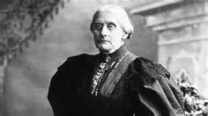 Susan B Anthony was a social reformer who advocated for Women's right to vote.  She and Elizabeth Cady Staton formed many equality groups such as the American Equal Rights Association and National Woman Suffrage Association.  Not only did she advocate women's suffrage but she was also a supporter for anti-slavery before the civil war and then African American rights after the war.