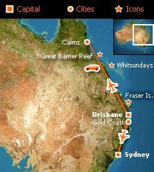 Three weeks from Brisbane Australia Trip, Brisbane, Melbourne, Sydney, Cairns, 3 Weeks, Tourism, Road Trip, Turismo