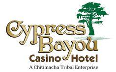 Cypress Bayou Casino in Charenton, LA!