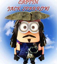 Minion Jack