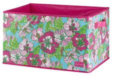 Big Flirt Large Organizational Bin - Spring 2015 Collection - Lilly Pulitzer - NEW!