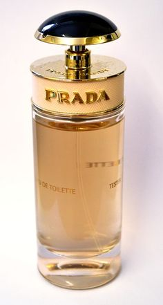 Prada Candy L'Eau, a fusion of honey-sweet warmth and graceful facets  ✿♡PM