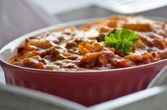 Kinder kochen gerne. Dieses Rezept vom #Spätzle-#Auflauf ist für alle kleinen Köchinnen und große Köche.