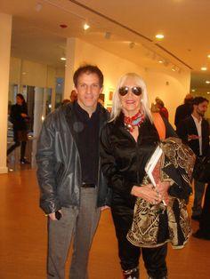 Marta Minujin y Eric Nobre : foto:  Ramiro Quesada y ............... | echolalia