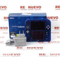 Consola NINTENDO 2DS#consola# de segunda mano#nintendo 2DS