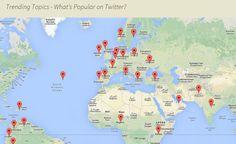 Trending Topics es un nuevo sitio que, tal como hace alusión su propio nombre, nos muestra cuáles son las tendencias o trendings en la red s...