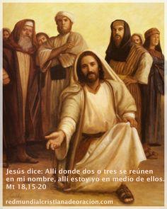 Lectio divina: Lectio divina del 13 de Agosto de 2014  Mateo 18,15-20