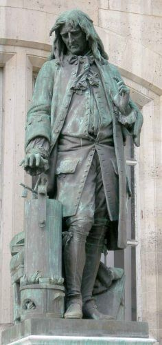 Aimé Millet : Denis Papin, Paris III