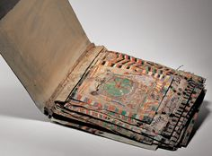 Charles Dellschau, outsider artist, book Book Sculpture, Paper Sculptures, Art Doodle, Handmade Books, Handmade Journals, Book Projects, Clay Projects, Photomontage, Folded Book Art