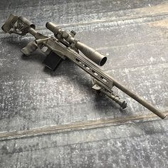 """Realized I haven't taken a photo of my Precision bolt gun in its current configuration. Savage 10 .223 20"""" barrel in a XLR industries Element chassis, Glades armory bolt handle, Vortex HST 4-16 44mm, Harris bipod, USO level, AM DSSF .233 mags. Shoots and performs awesome! Love it. @gladesarmory #xlrindustires #element #savagearms #vortexoptics #gladesarmory #boltgun #223 #savage10 #usoptics #accuratemag #whysewserious #ferroconcepts"""