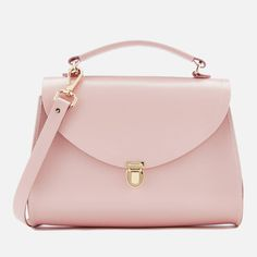 be662dabcda3 The Cambridge Satchel Company Women s Poppy Bag - Peach Pink Saffiano We ve  got top products at great prices including fashion