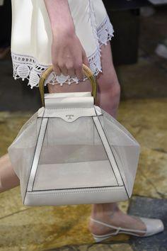 8f650b224cb Spotlight  The Best Bags From New York Fashion Week - ELLE.com Burberry  Handbags